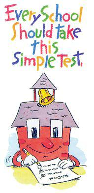 Every School should be tested for Radon illustration