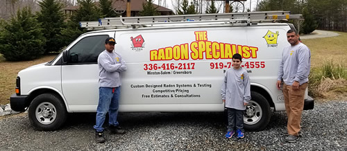 About The Radon Specialist